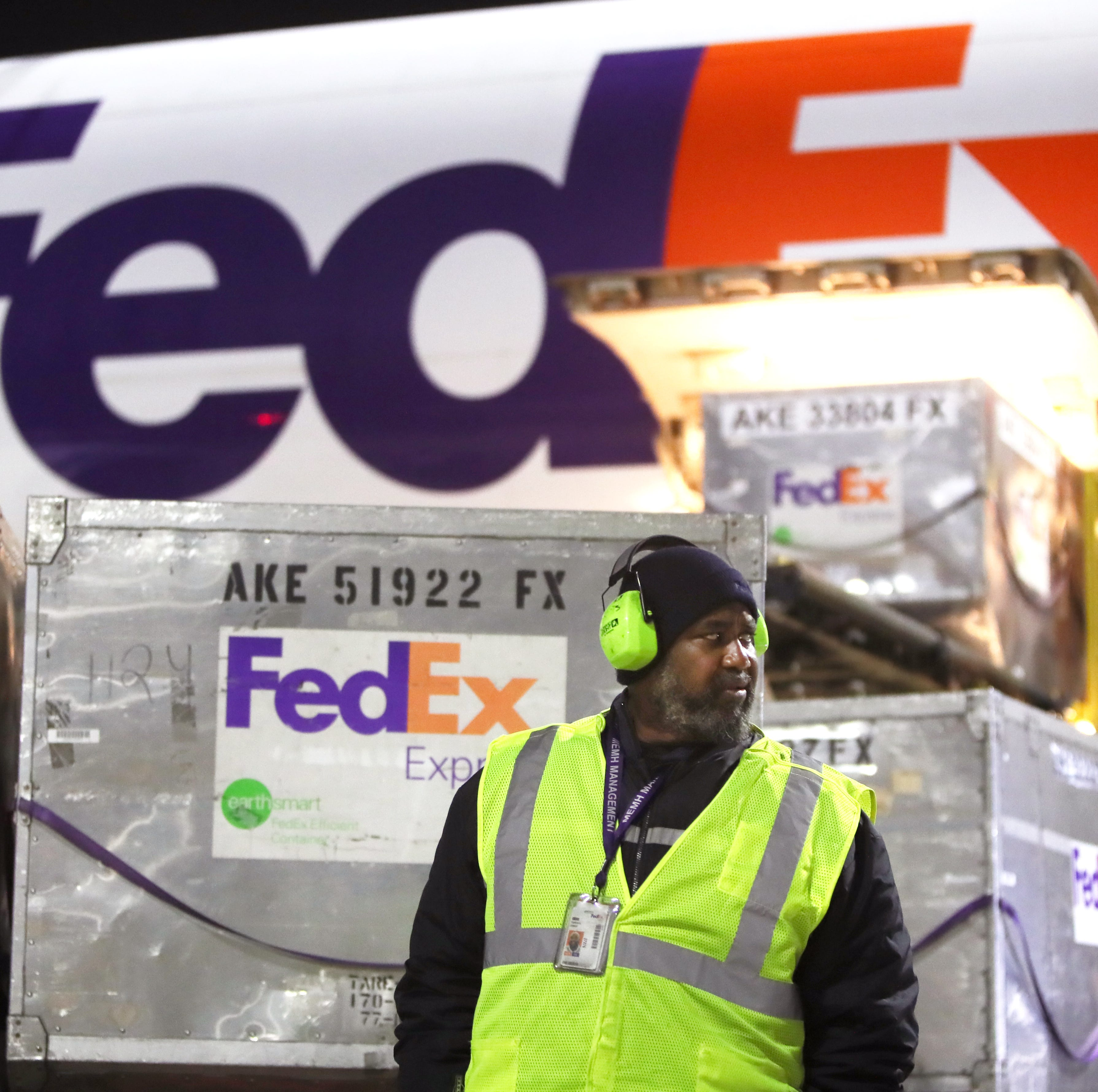 FedEx called 'defensive' for dismissing concerns about Amazon in its earnings call