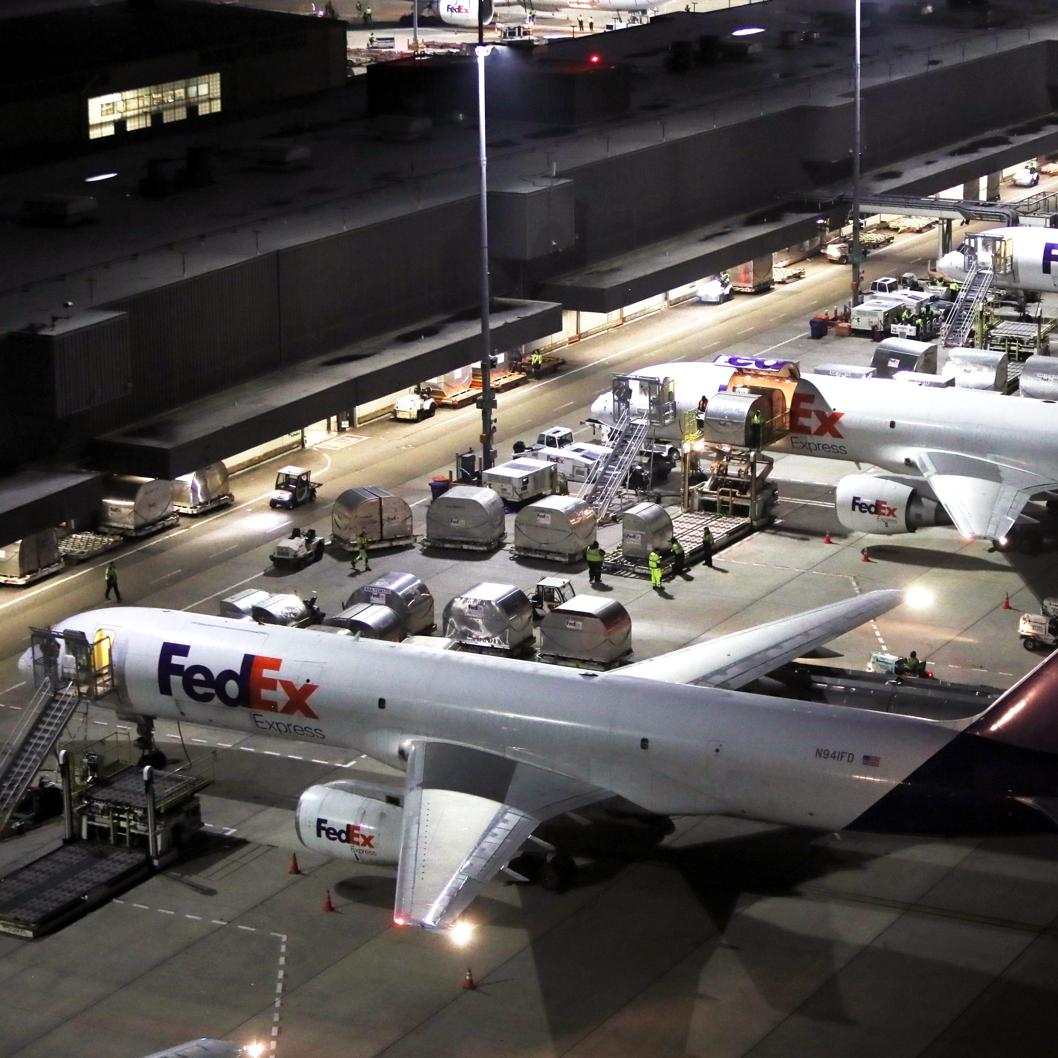 Memphis International Airport grows cargo volume despite U.S. trade tensions