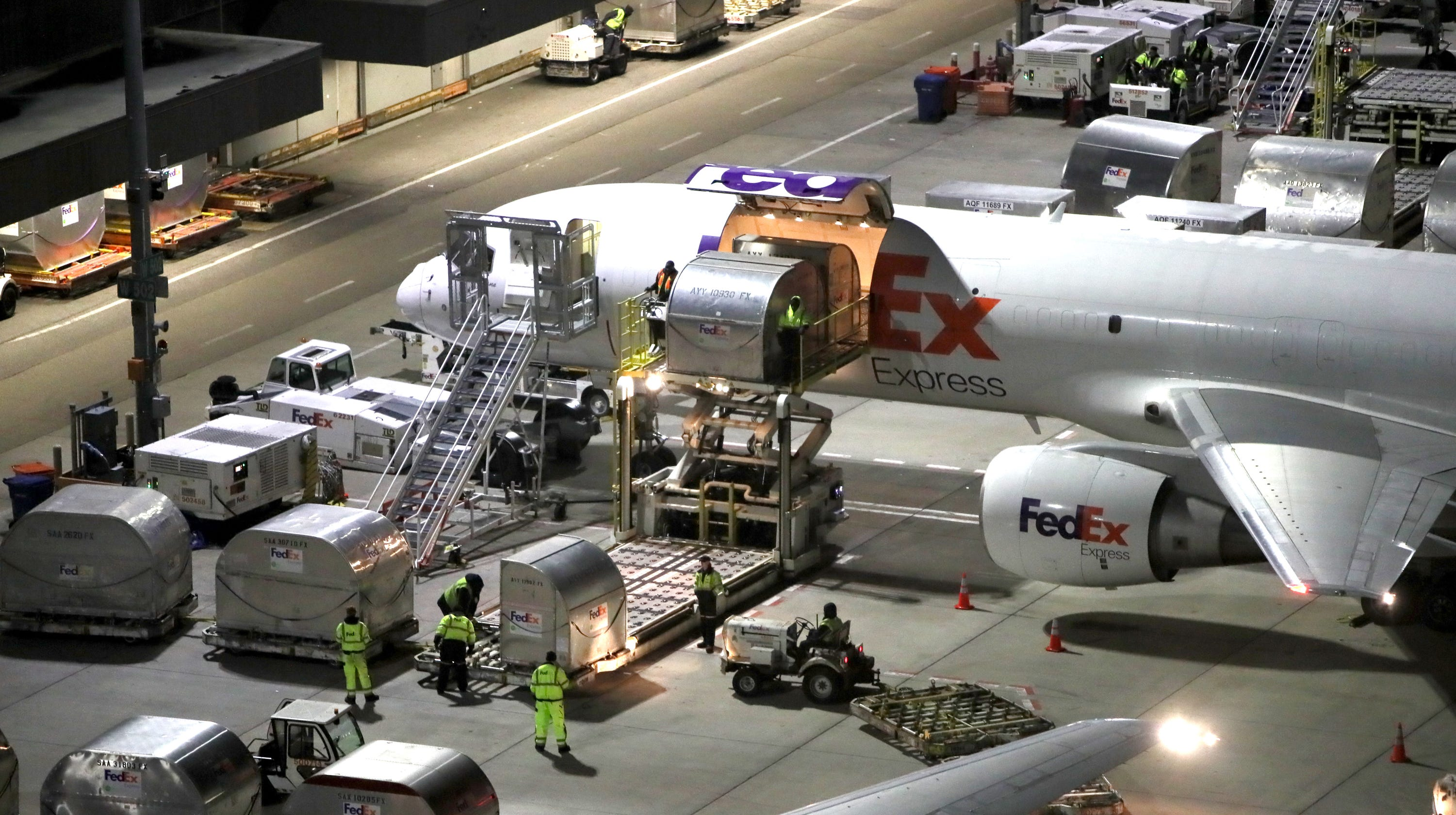 5 things to know about FedEx's troubles with China, Huawei