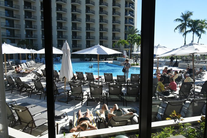 The Hilton Marco Island Beach Resort & Spa has reopened for guests after a $60 million renovation.