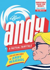 Andy: The Life and Times of Andy Warhol. By Typex. SelfMadeHero.