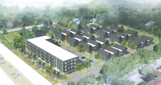 Developer proposes 89 apartment units on Good Hope Road