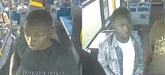 Bus Driver Suspects