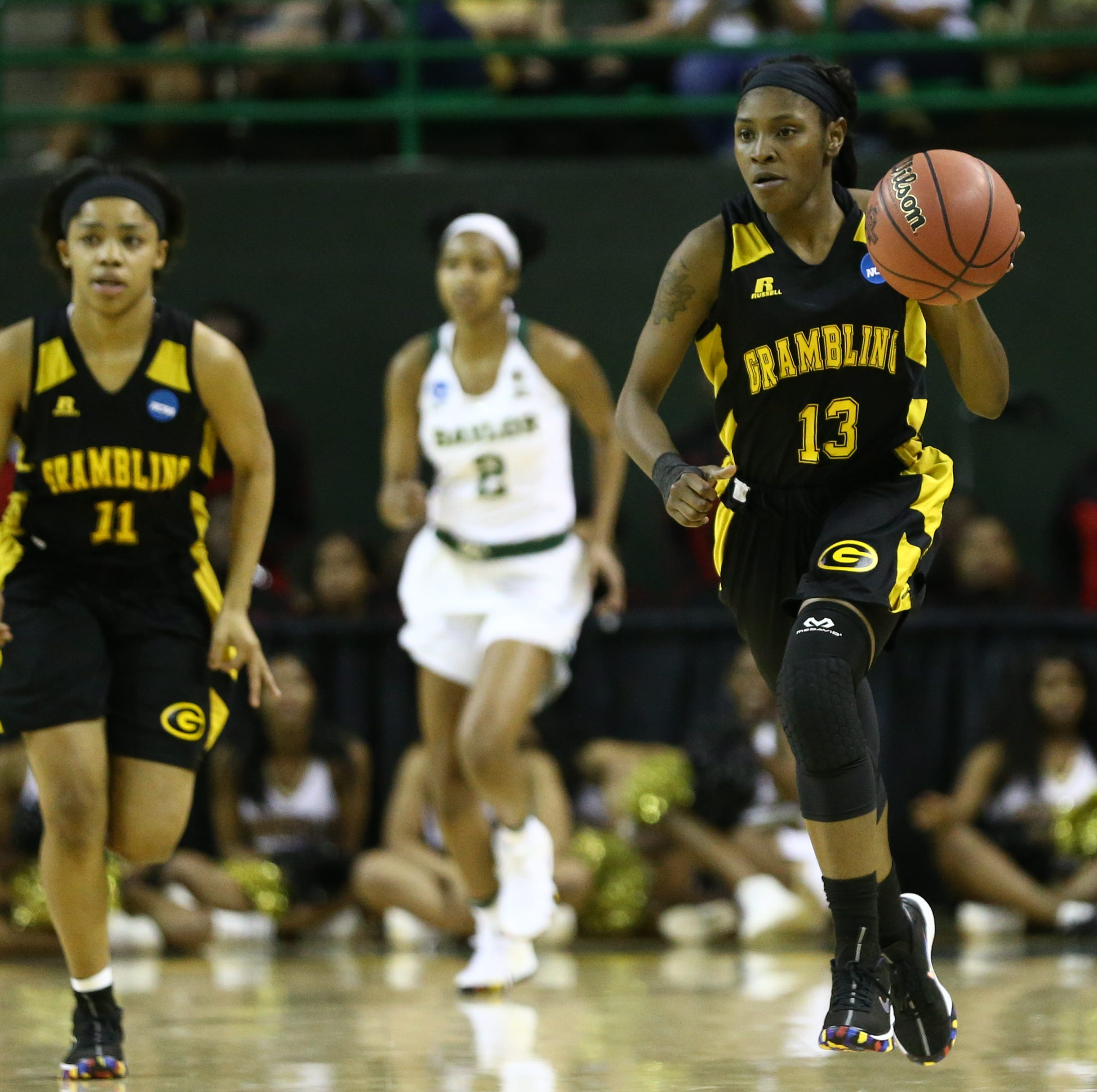 Grambling women fall at UT-Arlington