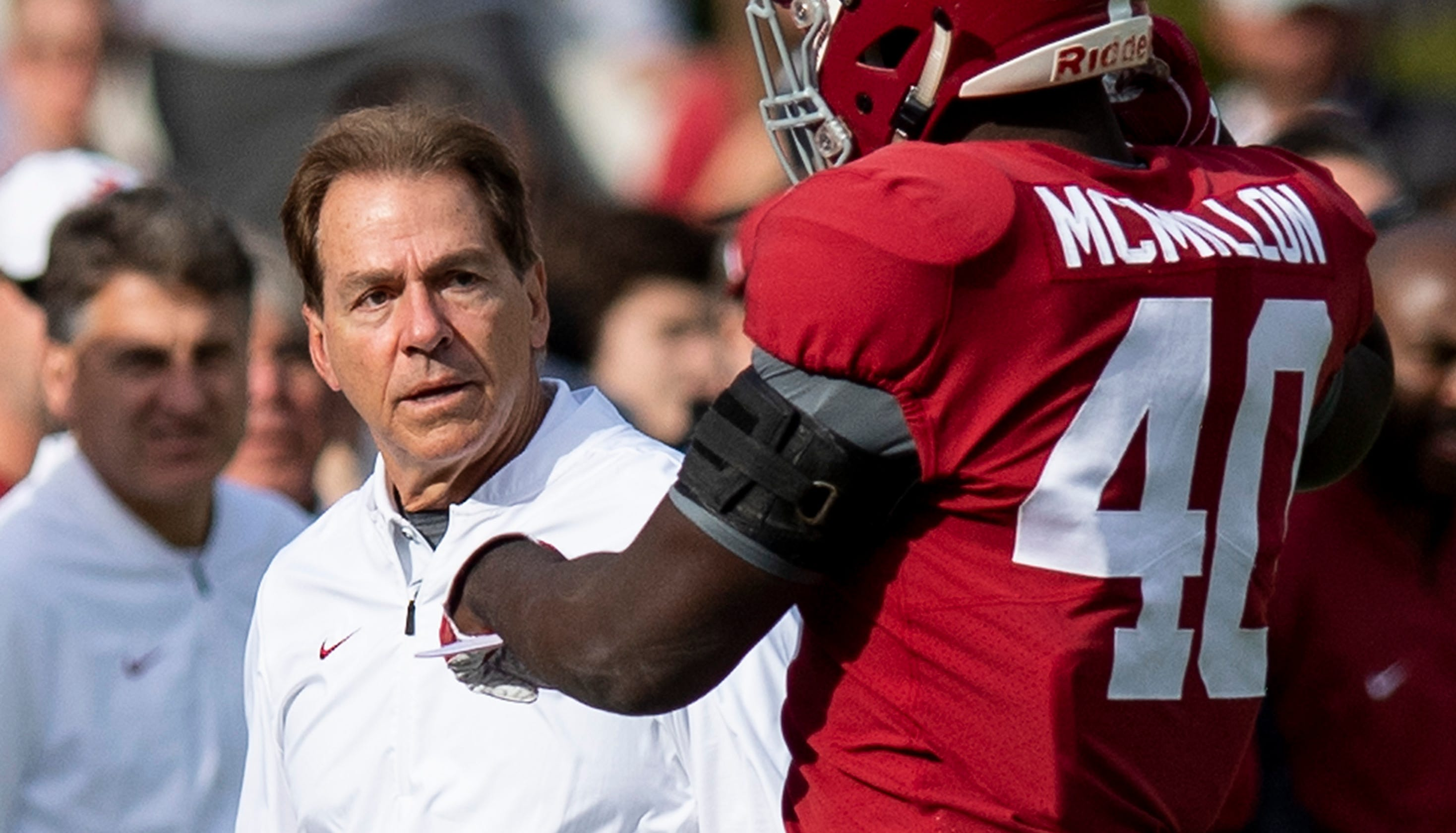 Alabama linebacker Josh McMillon out 'indefinite period' with knee injury