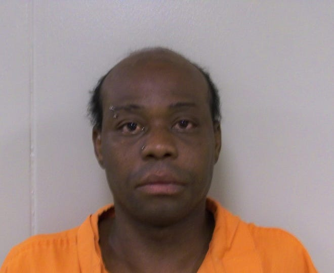 Karsten King was charge with first-degree robbery.