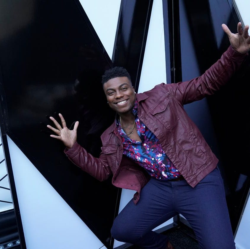 Want Montgomery's Kirk Jay in 'The Voice' top 11? He's 'already there'