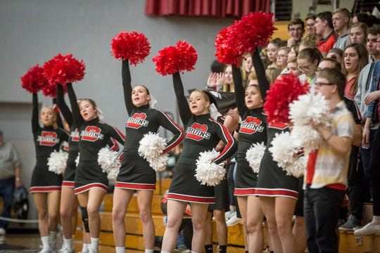 Blackford routinely brings in a big crowd, but athletic director Tony Uggen expects Saturday's game against Jay County to be the first near sellout of the season.