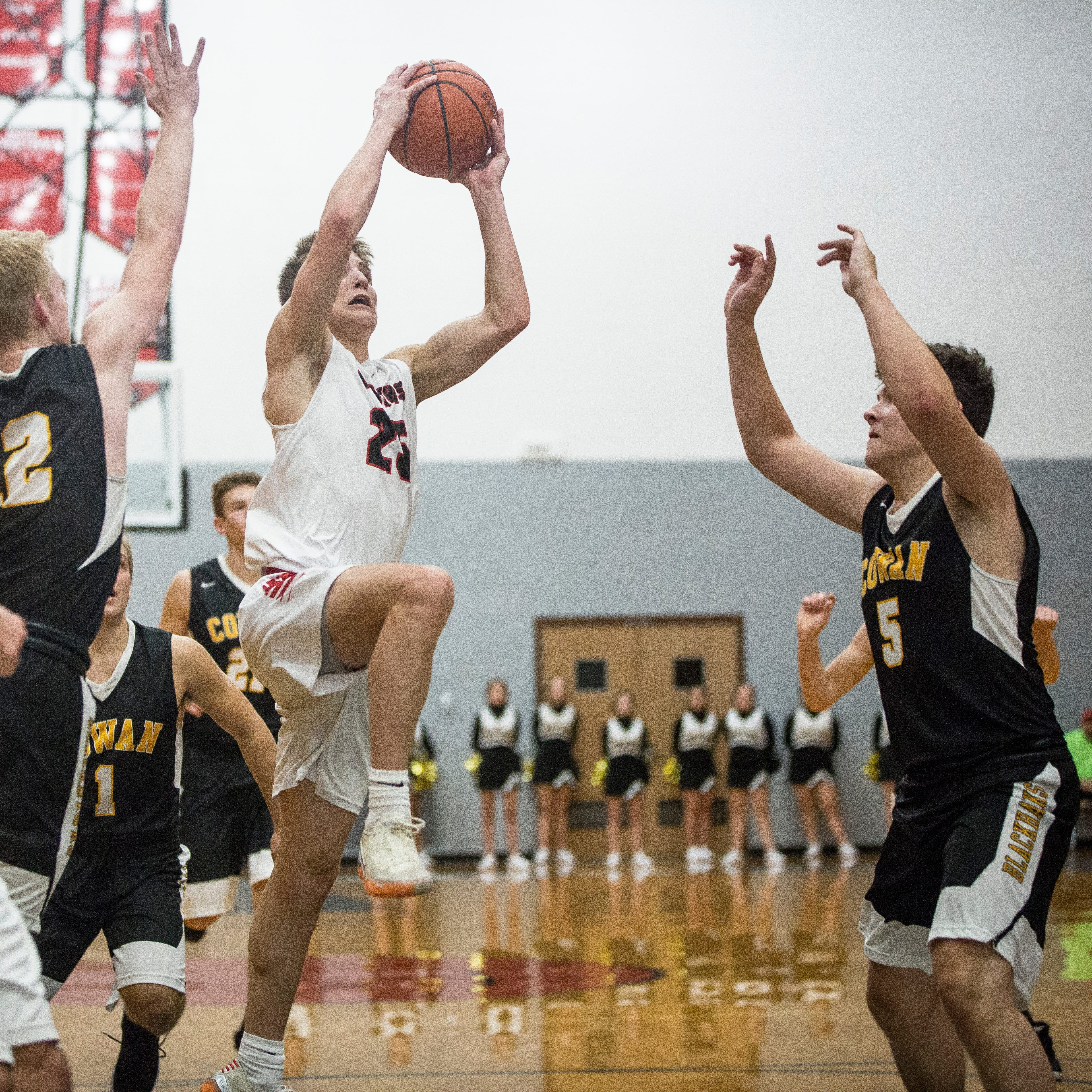 HS rundown: Blackford basketball off to best start since 1971-72