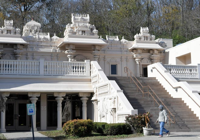 Sri Ganesha Temple in Bellevue has recently undergone a $5 million expansion that added 12,500 square feet of space.