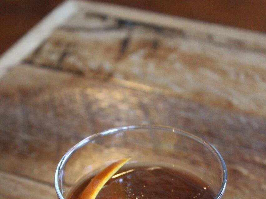 The Henry Old Fashioned at Walden.