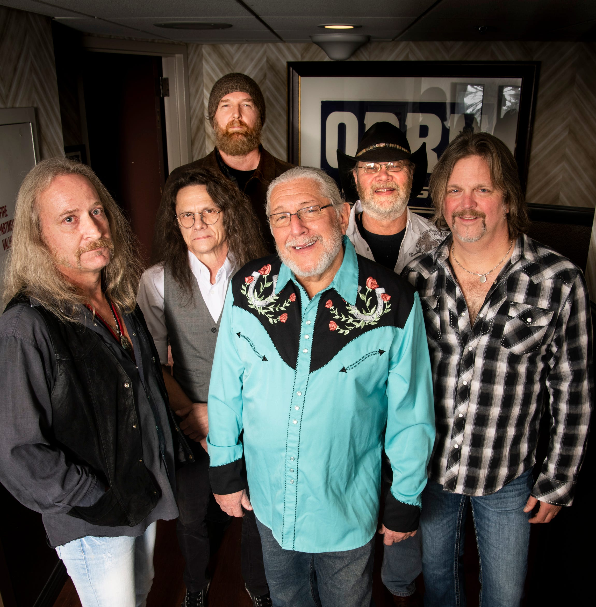 'Can't You See': Marshall Tucker Band celebrates 45-plus years of hits, memories