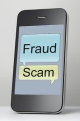 Scammers are now pretending to be from Social Security, as well as the IRS. Don't put money on a gift card, if someone calls and demands payment for a new Social Security card or new Medicare card, or purported fraud against your accounts.