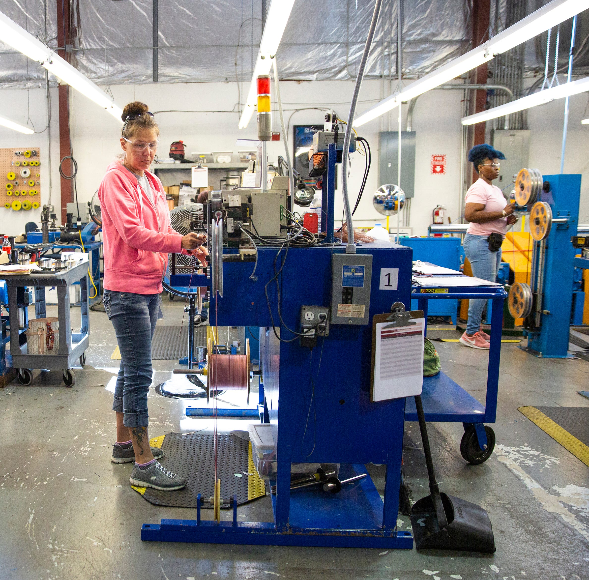 Naples-based manufacturer Pelican Wire continues to expand