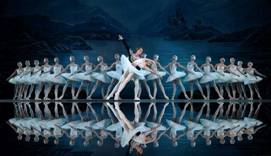 """The Nutcracker,"" Ballet Theatre of Odessa"