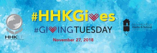 Ho-Ho-Kus Giving Tuesday