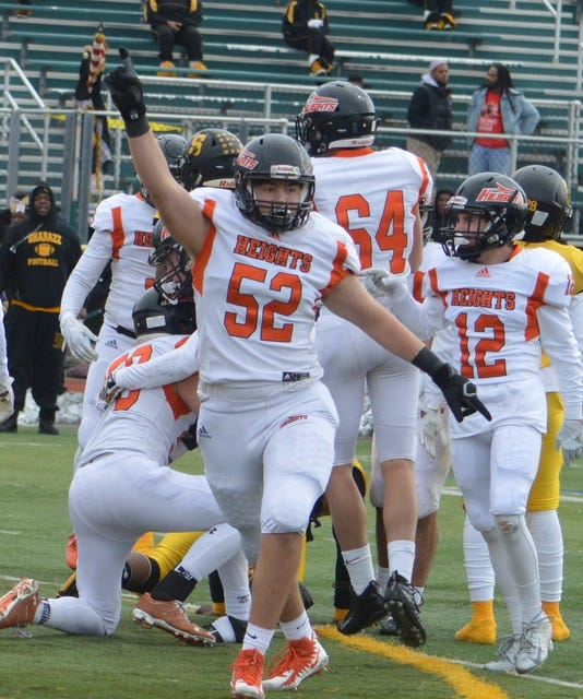 Hasbrouck Heights football