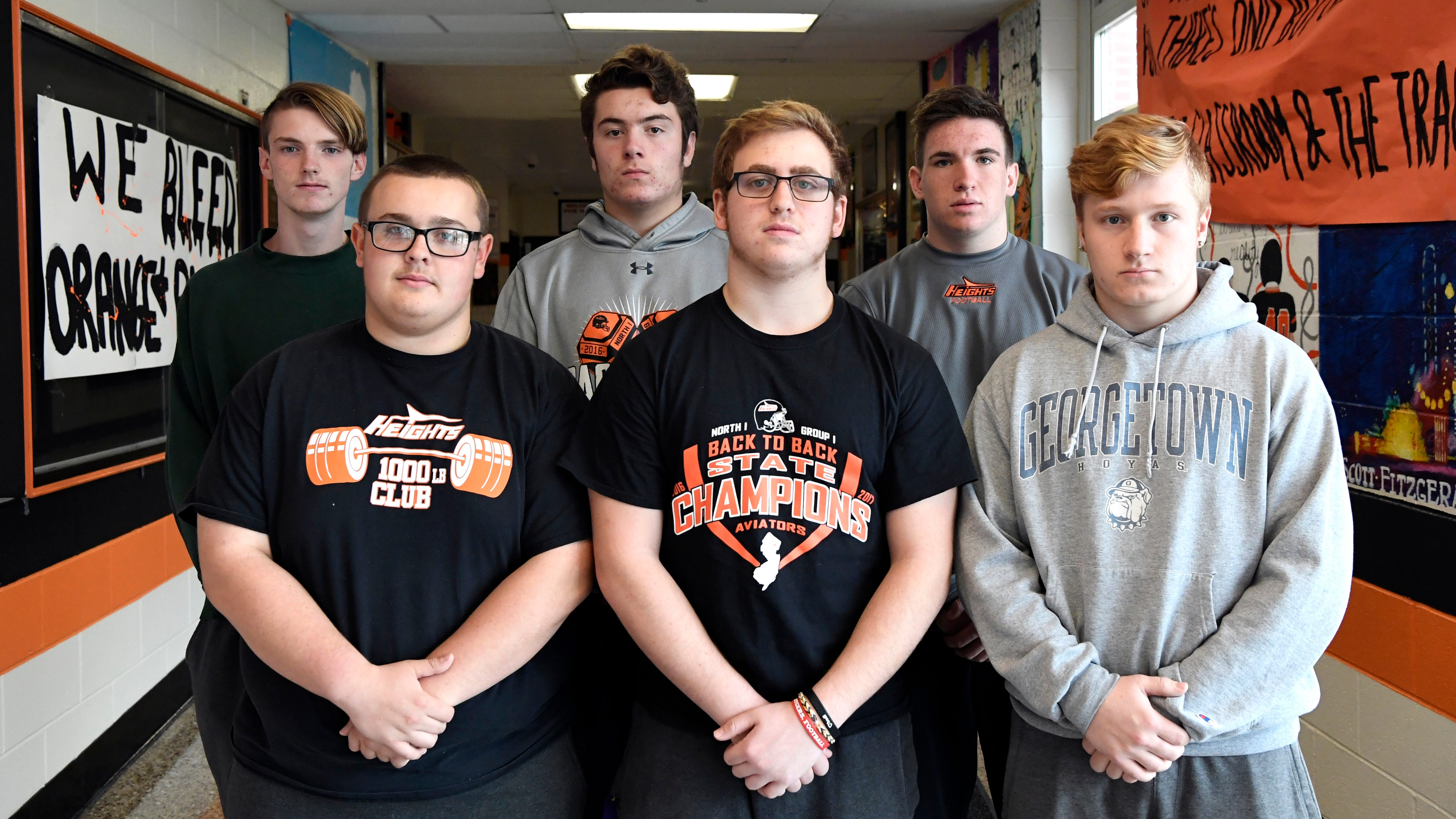 From 'lost cause' to champions, how Hasbrouck Heights football became winners
