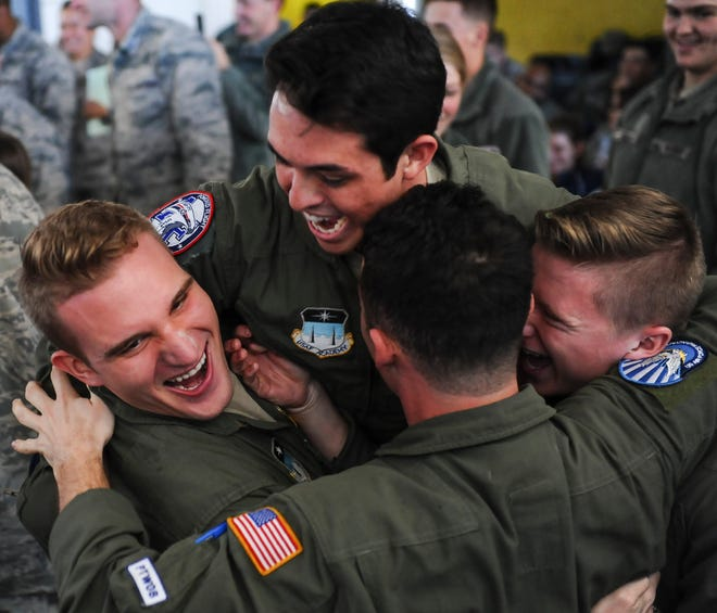 More than 530 U.S. Air Force Academy cadets from the 2019 graduating class have been matched to attend pilot training pending final qualifications and commissioning.