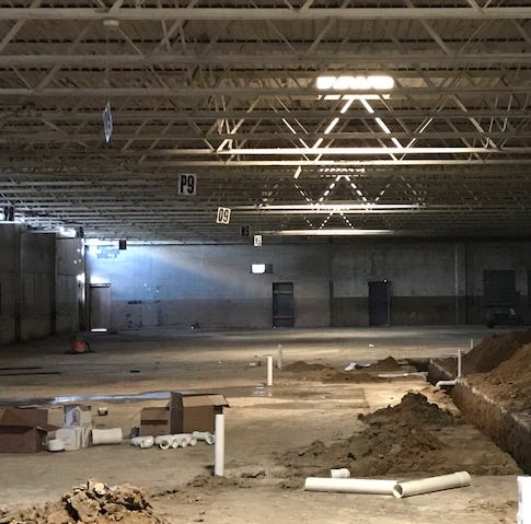 Cherry Hill Village arts factory in Canton signs its first tenant