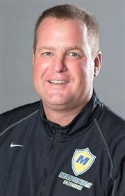 Madonna University sixth-year men's soccer coach Mark Zathey has led his team to back-to-back national appearances.