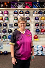 Aleta Sill co-owns the pro shop at Country Lanes, in Farmington Hills.