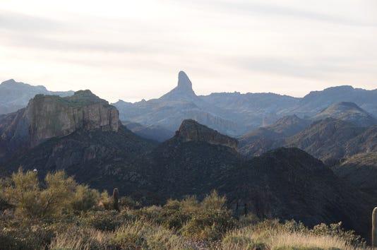 LaBarge Canyon hike