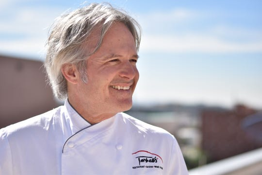 "Former ""Check, Please! Arizona"" host Mark Tarbell also stars in a food series on Arizona PBS."