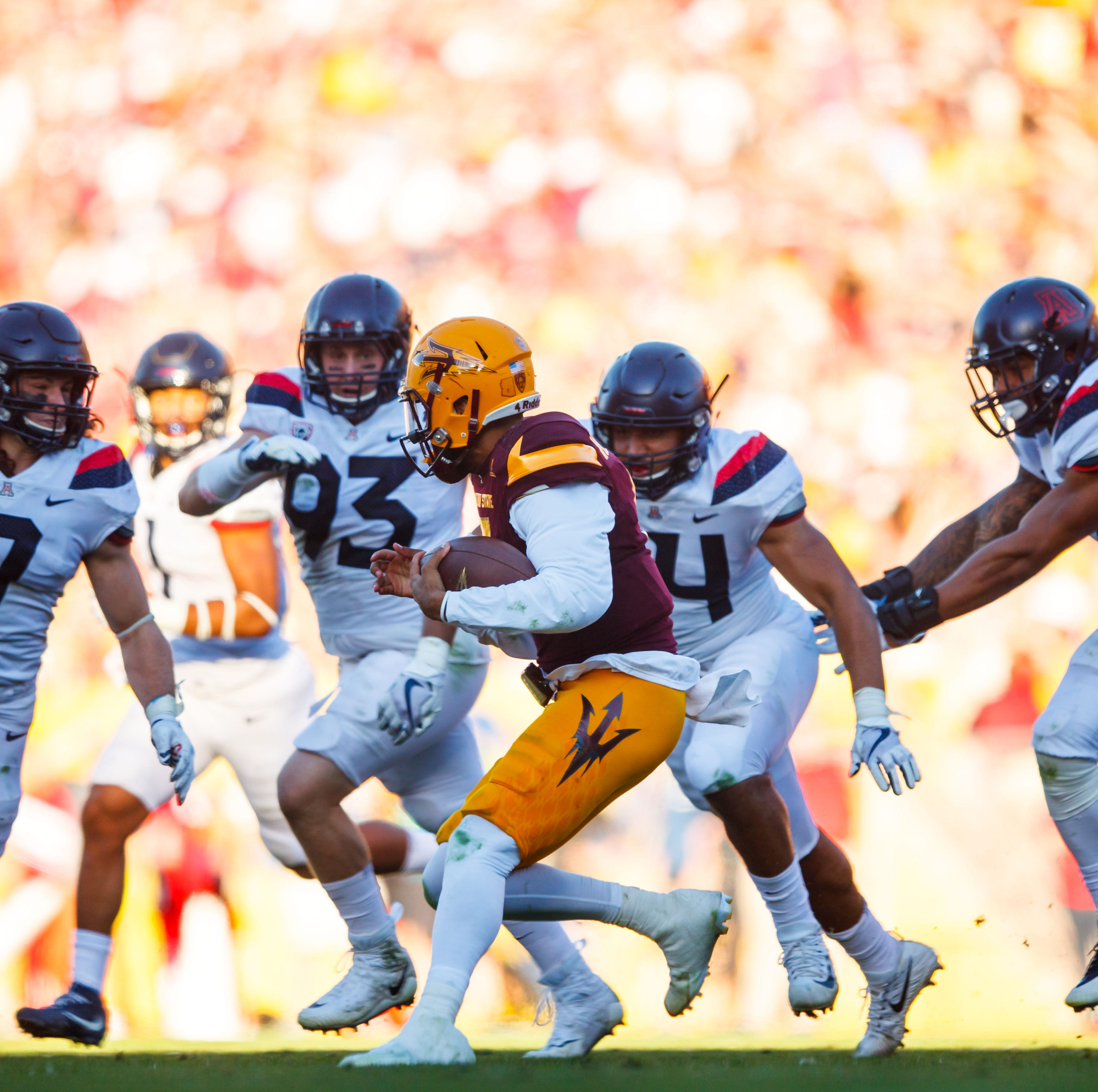 ASU vs. Arizona Pac-12 college football game picks, predictions: Who wins Territorial Cup?