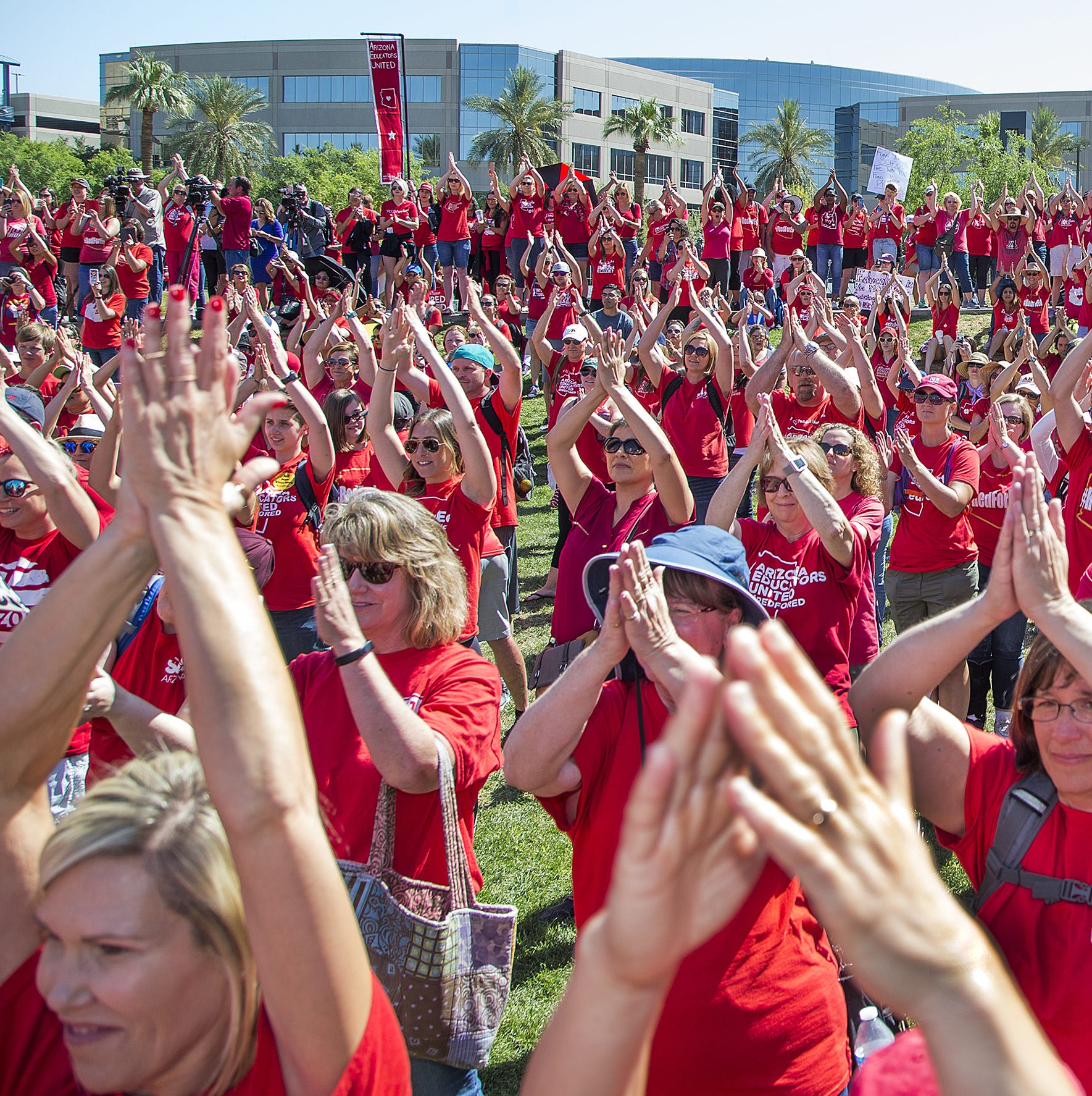 Why Red for Ed will eventually get what it wants in Arizona