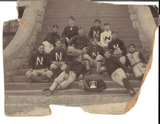 1899 ASU Football Photo
