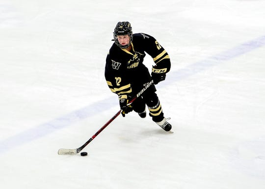Annville-Cleona grad Katelyn Brightbill has been playing hockey since the age of 5.