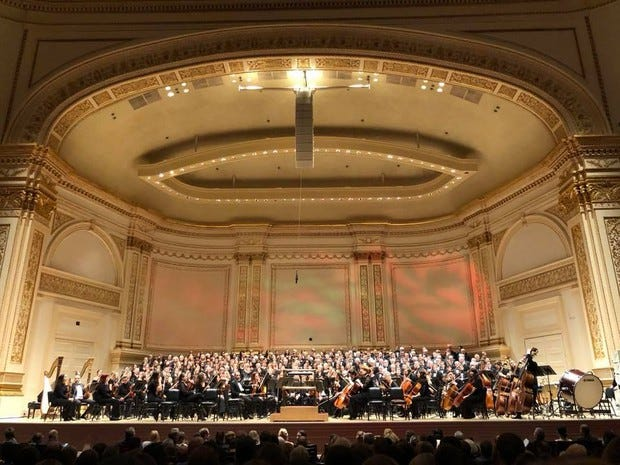 The Toledo Symphony Orchestra will be in concert with the Oak Harbor High School Music Department and other local students from Port Clinton and Woodmore on Sunday.