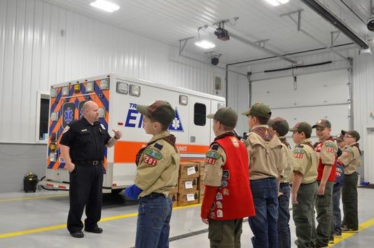 Marysville Scouts Popcorn
