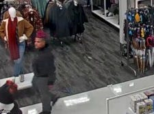 Suspects wanted in connection with a retail theft at the Target in Springettsbury Township.