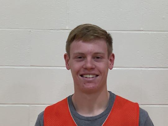 Cameron Harrison, National Trail boys basketball
