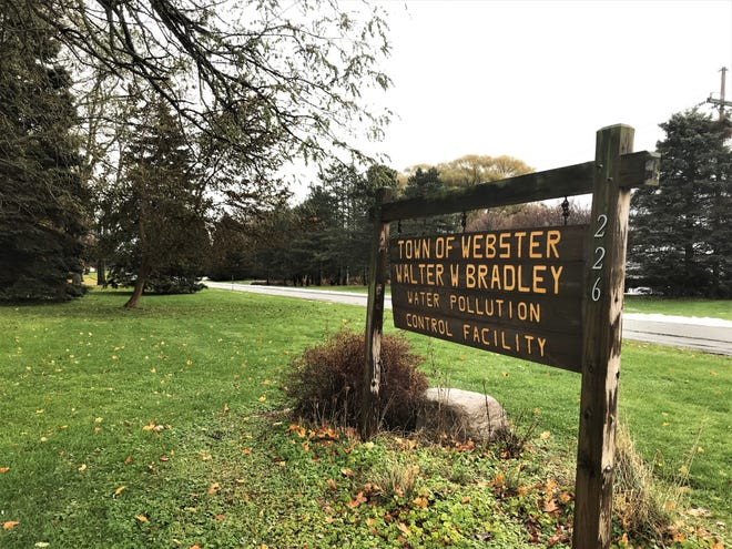 The Town of Webster's Wastewater Treatment Plant will receive $3 million from New York State to put toward a $12 million upgrade that will modernize the facility, located at 226 Phillips Road.