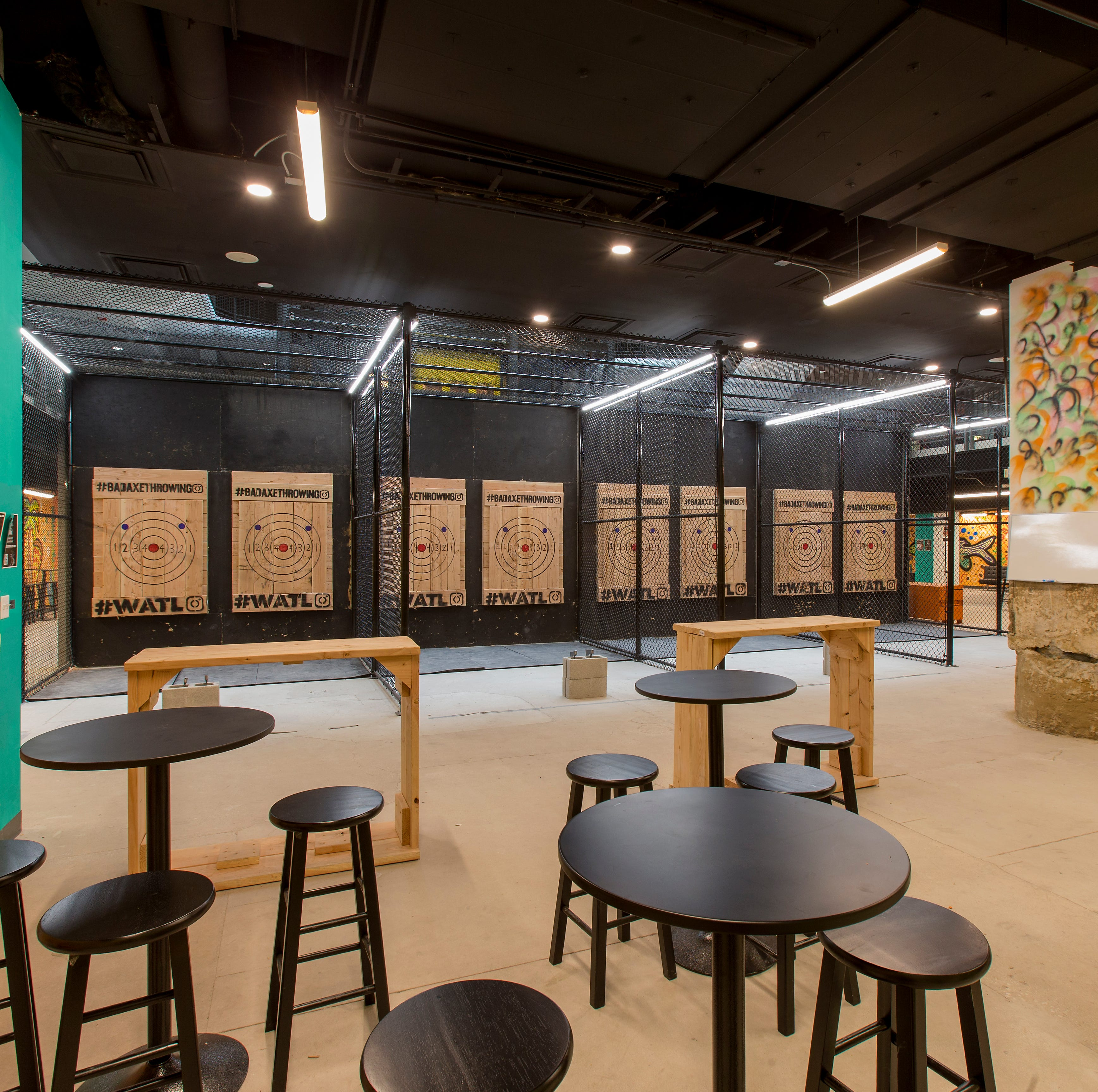 Like smashing stuff? Throwing axes? These 3 new bars will crush it