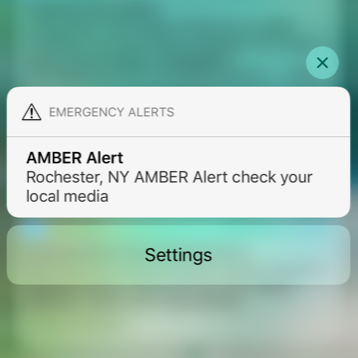Amber Alert issued on missing girl Tuesday didn't reach some. How come?