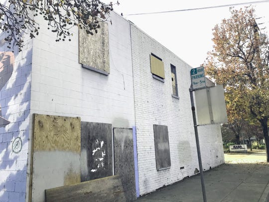 The McConnell Foundation is buying the former Bell Rooms building from RABA and intends to turn the former brothel into a downtown bike depot.