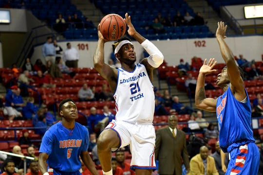 """What happens to us should matter to everyone else as well as the Black communities. All tragedies that happen should not just matter to Black people only,"" said Exavian Christon, a guard on the Louisiana Tech basketball team."