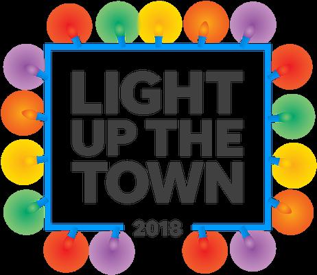 2018lightupthetownglow Logo