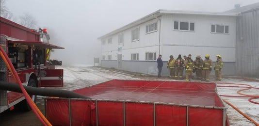 Lake Preston Fire