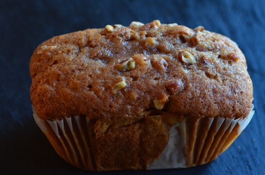 The Strawberry Pecan Bread at Neighbor's Mill is made with real strawberriesand a hint of cinnamon.