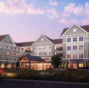 Work begins on Talamore, a new senior living community in St. Cloud