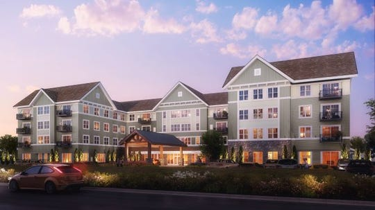 Talamore, a new age-in-place senior living community, is expected to open in early 2020.