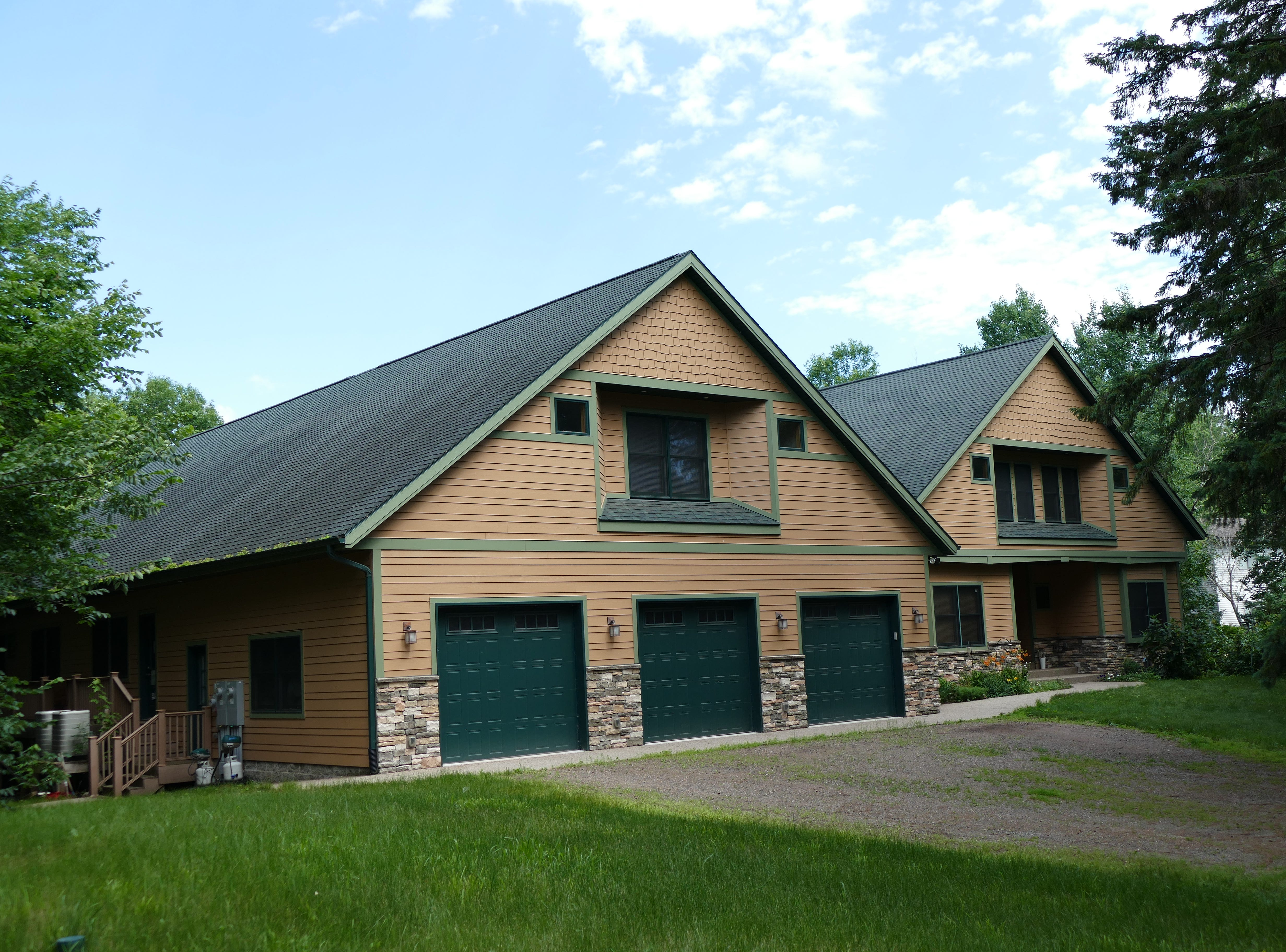 This property is located at 11480 West Lake Road, Rice and is listed for $999,999 by Jason Meyer of Bridge Realty.