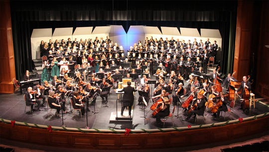 "The Orchestra of Southern Utah is performing Handel's ""Messiah"" Dec. 9 and 10 in Cedar City."