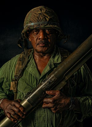 Henry Lowry is featured in the Vietnam Veteran Portrait Project opening Dec. 1