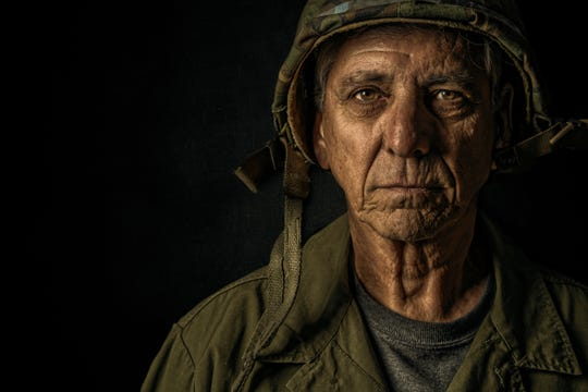 Bill Kappes is featured in the Vietnam Veteran Portrait Project opening Dec. 1.